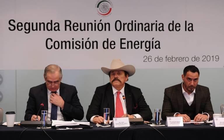 Aprueban idoneidad de candidatos de la CRE pese a rechazo de oposición