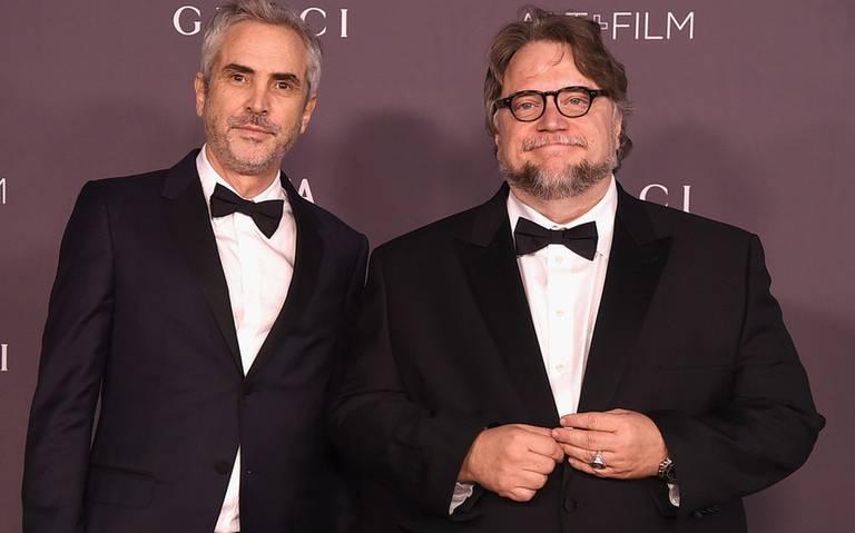 Así reaccionaron Cuarón y Del Toro por anuncio de premiación en los Oscar fuera de cámaras