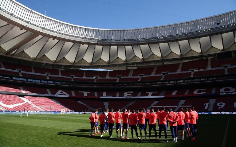 Por pedofilia, Atlético de Madrid pone fin a relación con Manuel Briñas