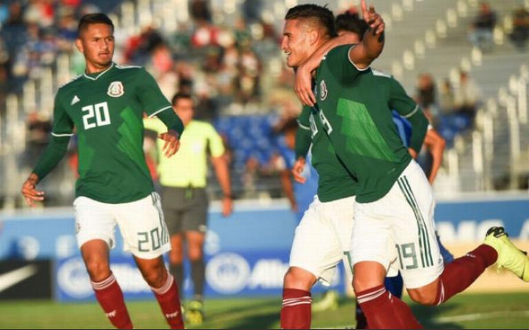 ¡Confirmado! Estos son los rivales para México en el Mundial Sub 20