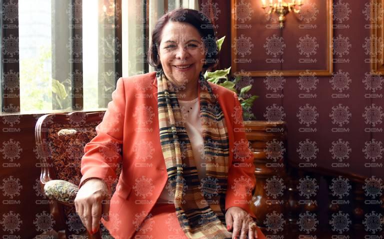 [Exclusiva] La Corte debe y puede ayudar a AMLO: Celia Maya