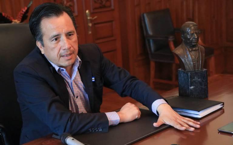 Entrevista con el Gobernador de Veracruz CuitláhuacGarcía Jiménez