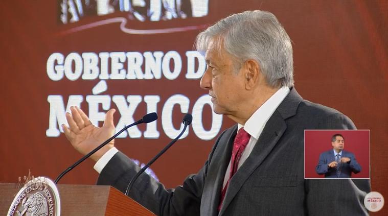 Convoca AMLO al diálogo para una resolución pacífica del conflicto Venezuela