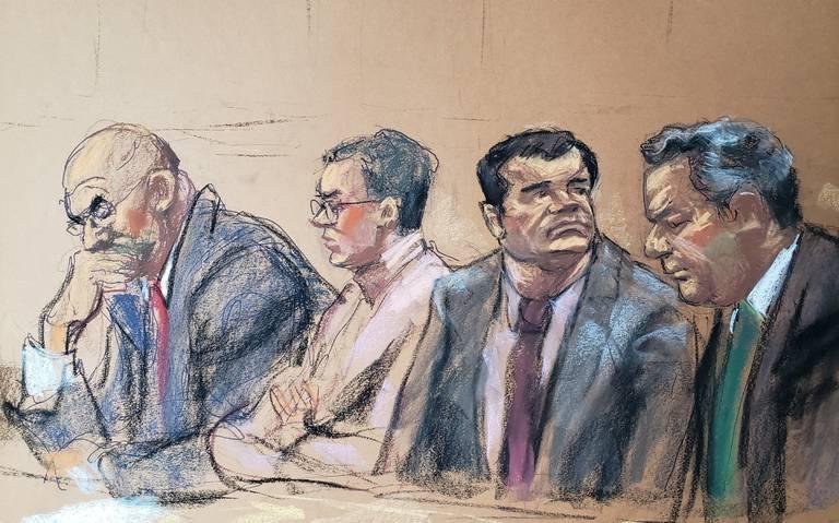 Jurado de EU declara culpable a El Chapo por narcotráfico