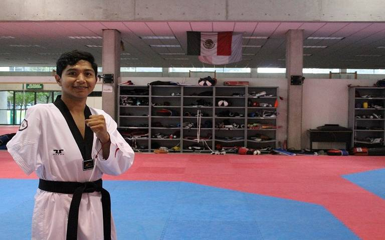 ¡Oro para México! Juan García gana Campeonato Mundial de ParaTaekwondo