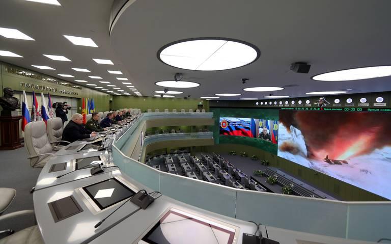 Rusia dispuesta a dialogar sobre nuevo acuerdo nuclear con EU