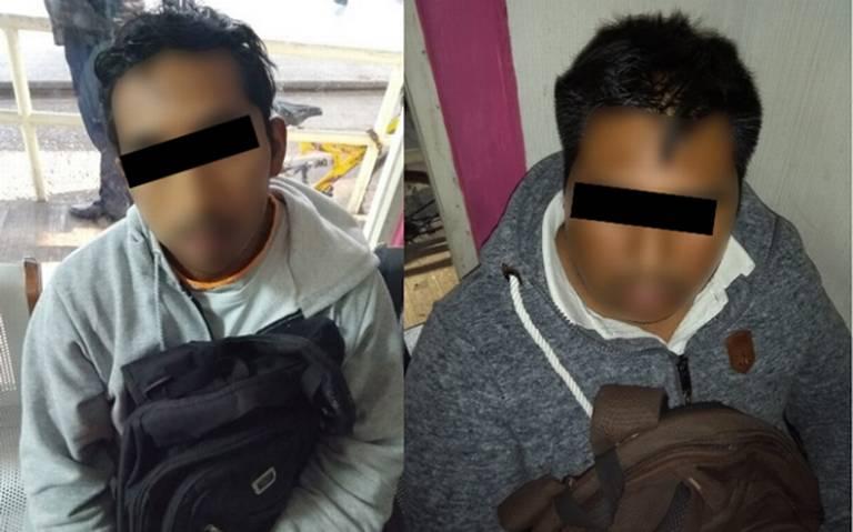 """""""Eran albañiles"""", liberan a dos acusados de intento de secuestro en el Metro"""