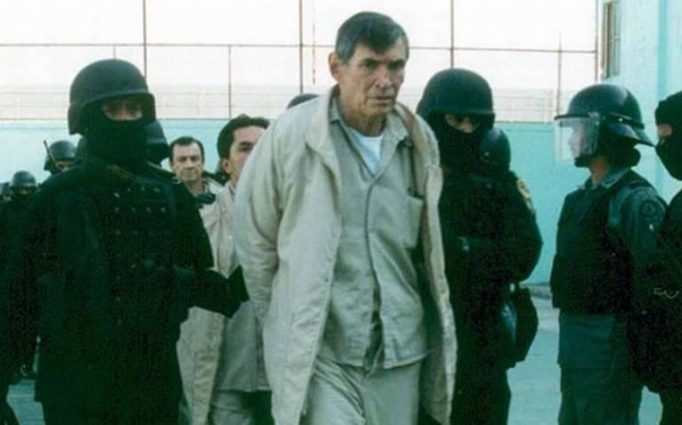 Niegan prisión domiciliaria a Félix Gallardo; seguirá en penal de Jalisco