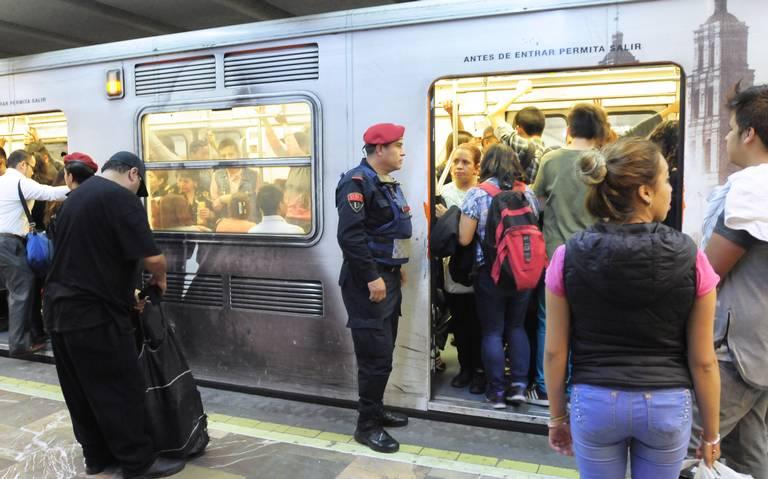 Mapean más de 100 secuestros en el Metro