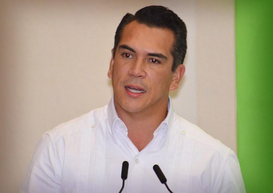 Entrevista con Alejandro Moreno Cárdenas gobernador de Campeche