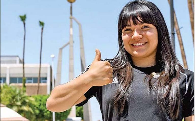 Alexa Moreno se instala en final de Salto en la Copa del Mundo