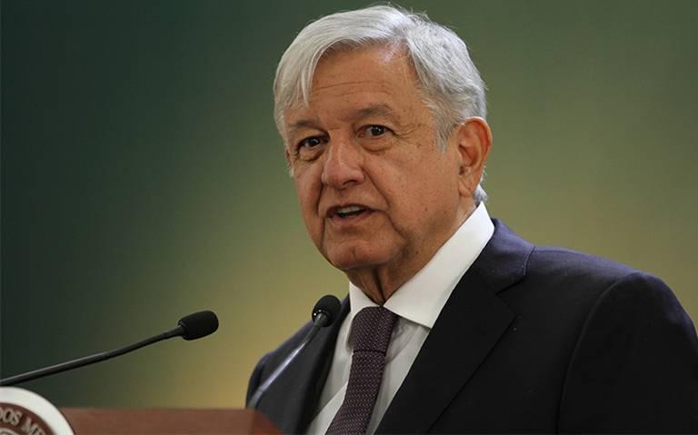 """Guardia Nacional será como el """"Ejército de Paz"""" de la ONU: AMLO"""