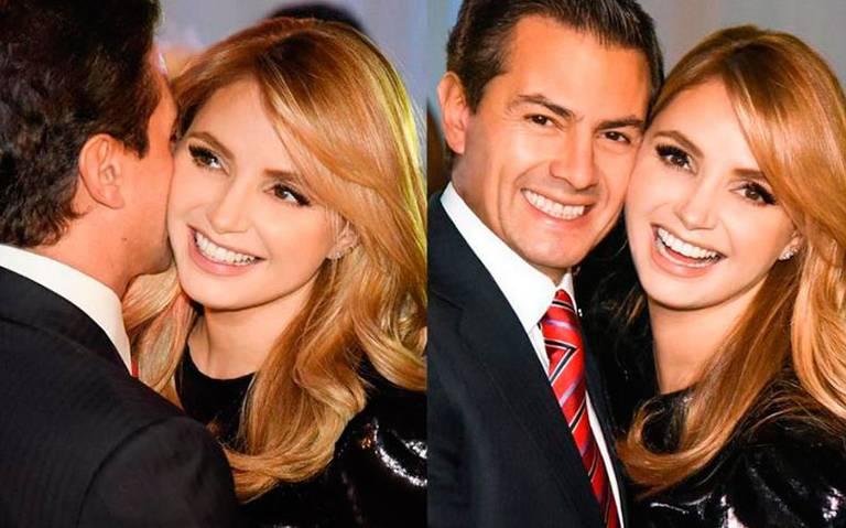 El amor entre Angélica Rivera y Peña Nieto se acabó con el sexenio