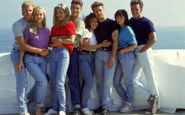 El drama regresa. Beverly Hills 90210 revive con su elenco original
