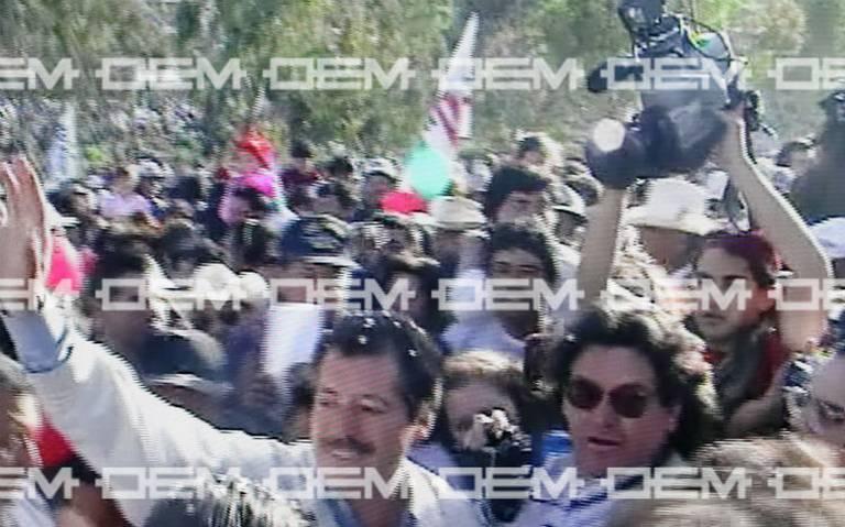 Reconoce INAI trabajo de El Sol de México por videos de Colosio