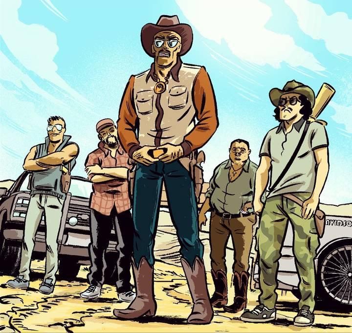 La historia de Don Alejo, el héroe tamaulipeco, llega al comic