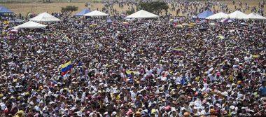 Sigue a detalle el concierto Venezuela Aid Live