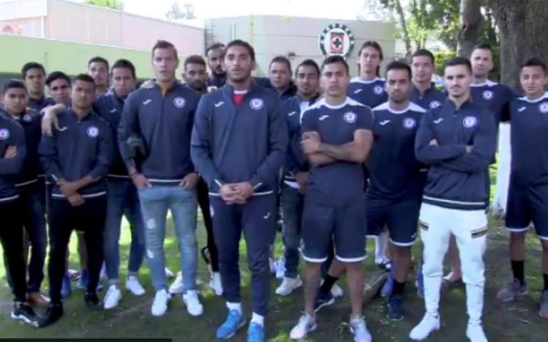 VIDEO: Cruz Azul le contesta a periodista de Televisa Deportes