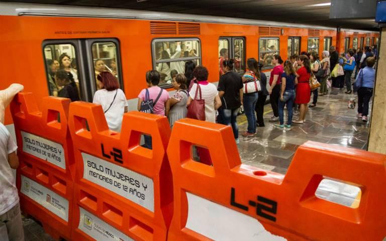 Un hombre detenido por intento de secuestro de mujeres en el Metro
