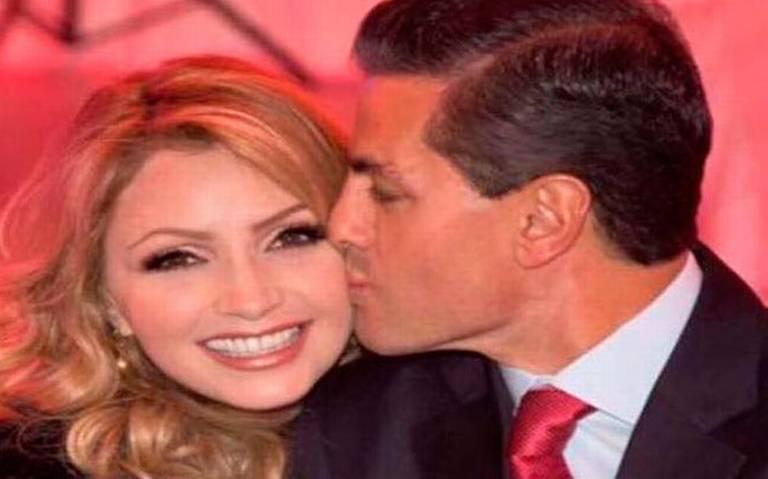 Peña Nieto y Angélica Rivera pusieron fin a su matrimonio… ¡desde diciembre!
