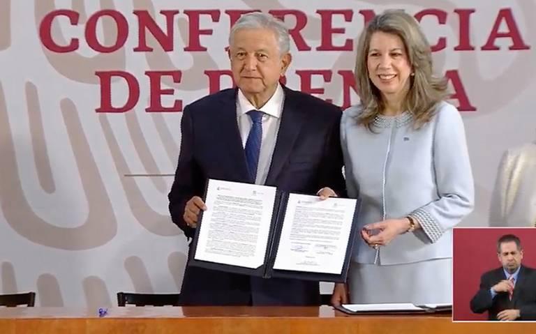 Gobierno y ONU firman convenio para garantizar calidad del agua en caso de operar termoeléctrica de Huexca