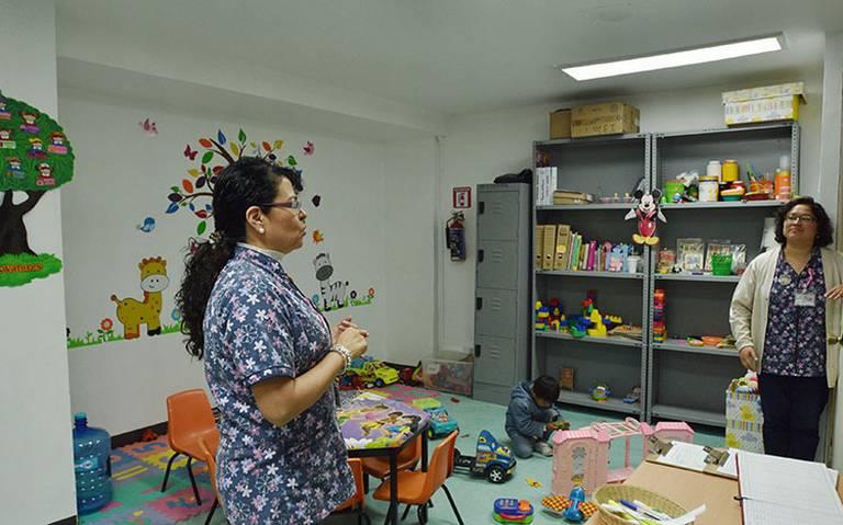 Ampliarán la matrícula del DIF en CDMX para cuidado de niños