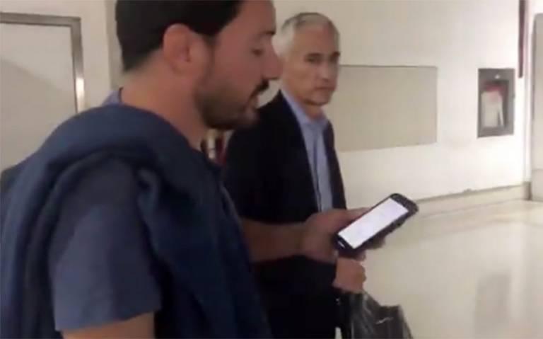 Jorge Ramos y su equipo salen de Caracas tras su deportación