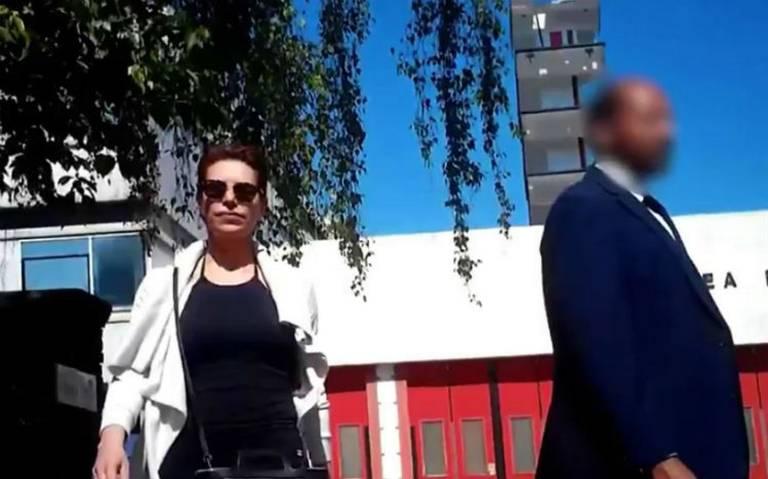 FGR solicita extradición de Karime Macías a Irlanda del Norte
