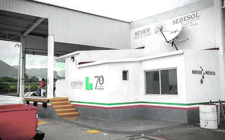 Al menos 500 familias perjudicadas por cierre de 26 lecherías Liconsa en Hidalgo