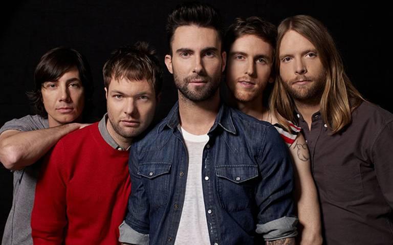 [Video] Así se prepara Maroon 5 para el show de medio tiempo del Super Bowl