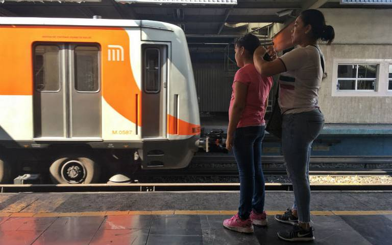 Estas son las medidas del Gobierno capitalino contra agresiones e mujeres en el Metro