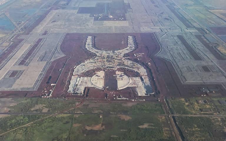 Auditoría detecta desvíos por 135.6 mdp en construcción de barda del NAIM