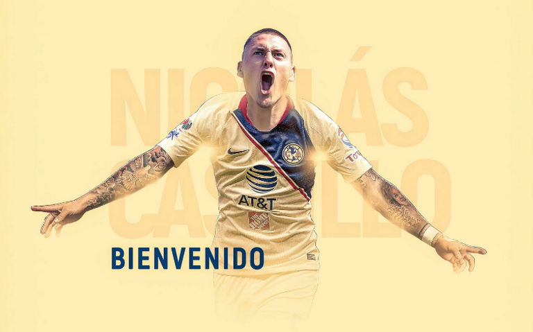 Oficial: Nico Castillo llega al América