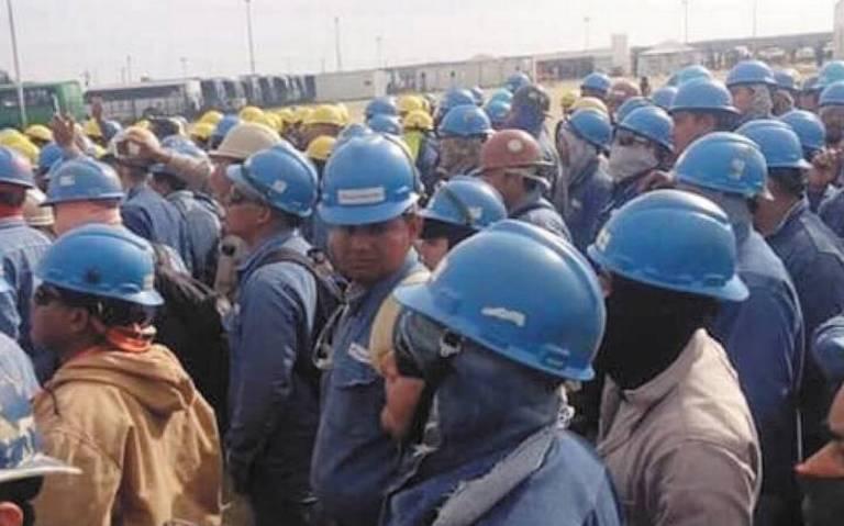 Comienzan recaudaciones para ayudar a obreros que siguen en paro en Matamoros