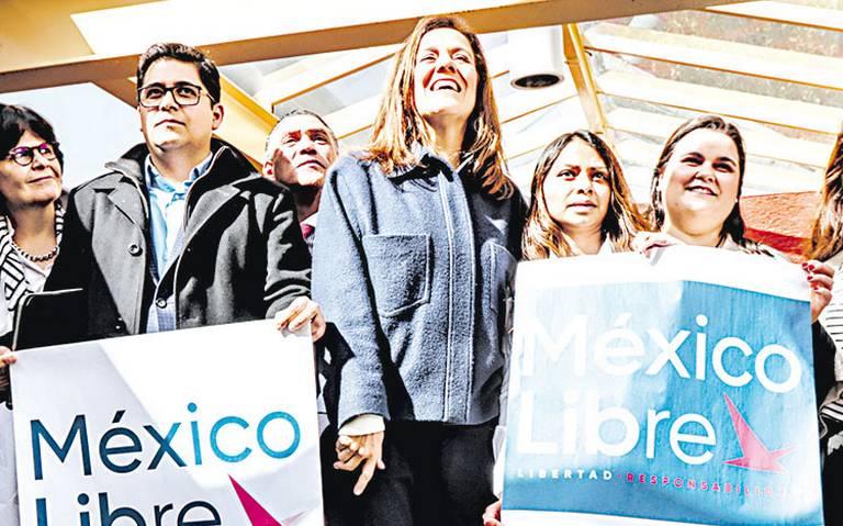Margarita Zavala más cerca de tener su partido, INE aprueba solicitud de México Libre
