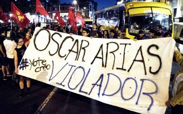 Suman nueve denuncias de abuso sexual contra el expresidente costarricense Oscar Arias