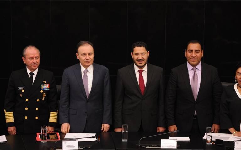 Funcionarios de seguridad de AMLO defienden Guardia Nacional en Senado