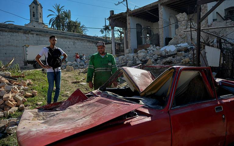 Aumenta a seis el número de muertos por tornado en Cuba