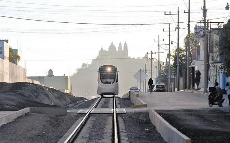 Fracasa costoso tren turístico Puebla-Cholula