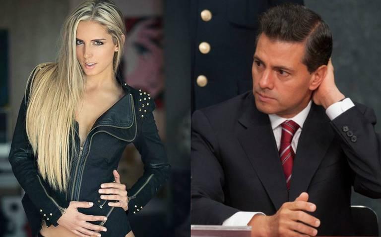 ¿Y Angélica? Captan a Peña Nieto con una modelo en Madrid