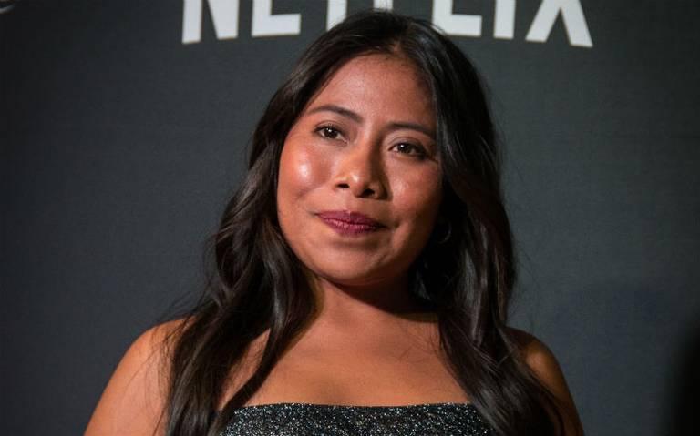Yalitza Aparicio regresa a su origen y graba el video Pulque bendito