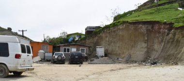 Impiden edificar la Pequeña Honduras en Tijuana para migrantes