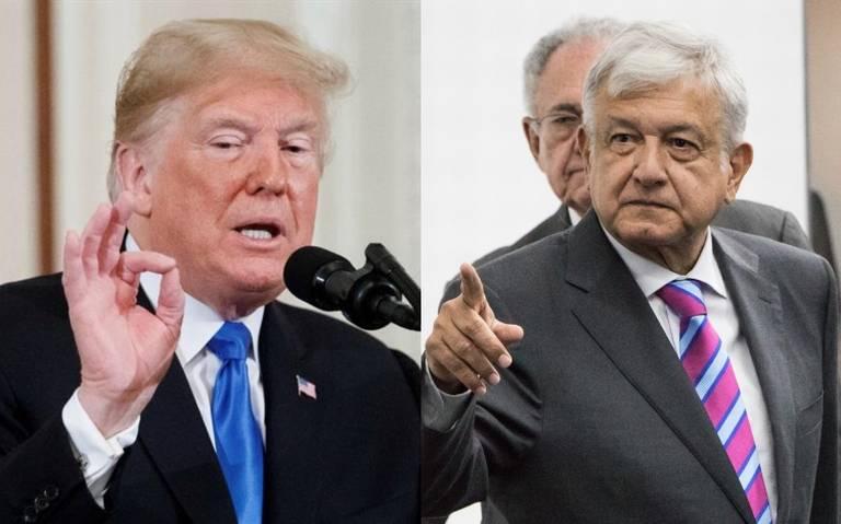 México no está haciendo nada para detener el flujo de migrantes: Trump
