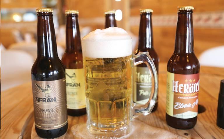 México quita la sed al mundo con cerveza