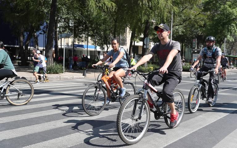 Ciclistas alistan protesta por reclasificación de vías