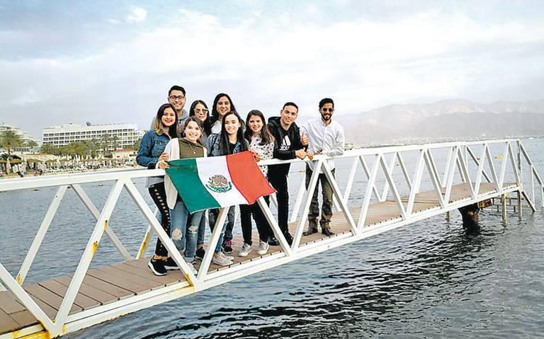 Israel aisla en albergue a estudiantes mexicanos