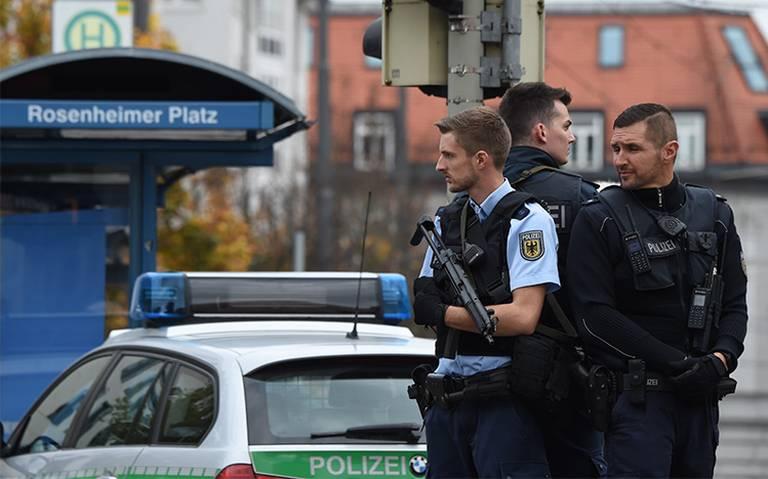 Policía alemana detiene a 10 sospechosos islámicos de planear ataques
