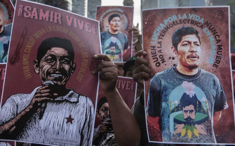 Abren seis líneas de investigación por el asesinato de Samir Flores