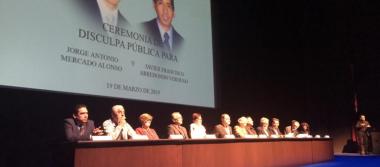 """""""Eran estudiantes, no sicarios"""", Segob ofrece disculpa pública por asesinatos del Tec"""
