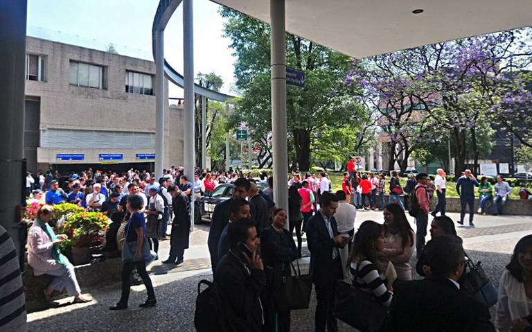 Desalojan edificio en Álvaro Obregón por presunta amenaza de bomba